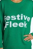 bbe1239df19 Faye Festive Fleek Christmas Jumper | Boohoo