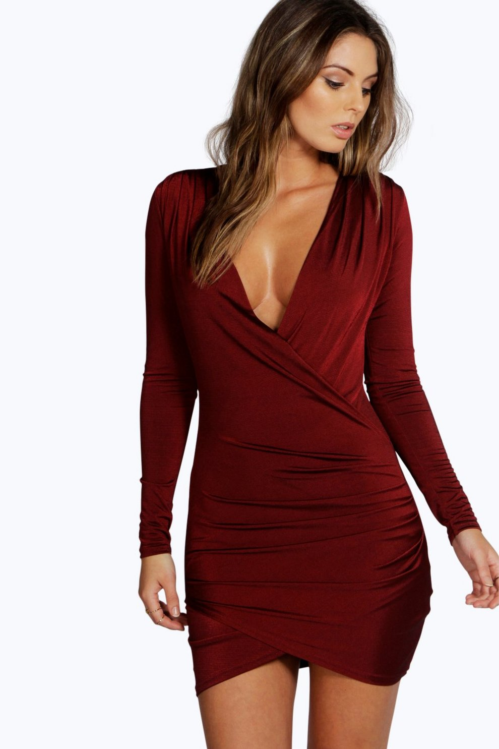 Boohoo Bodycon Dress