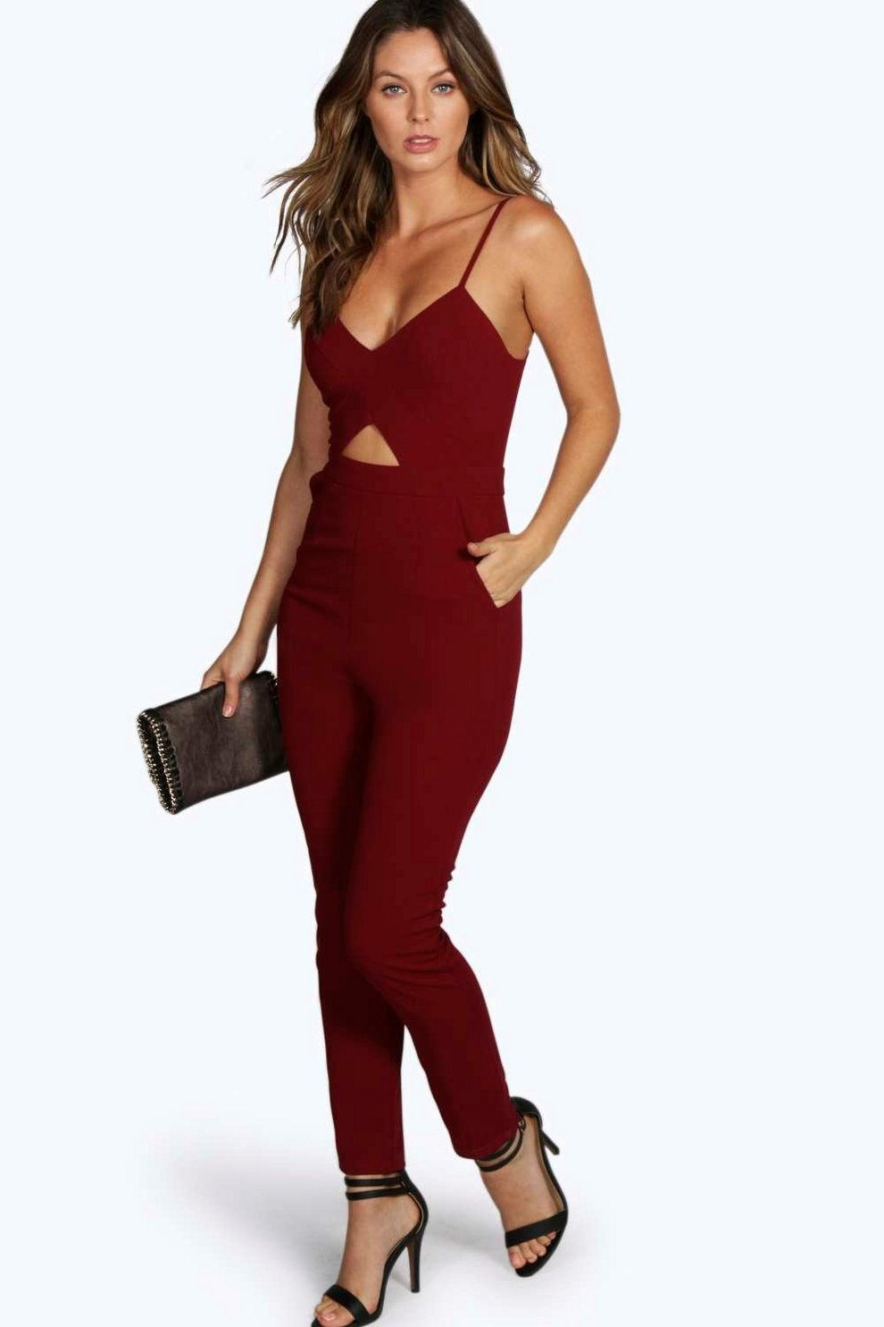8aeb5fc0885 Lucie Cut Out Jumpsuit