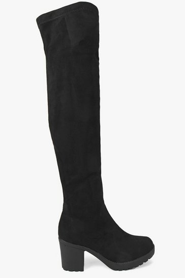 Knee High Boots  6d8f87bcc