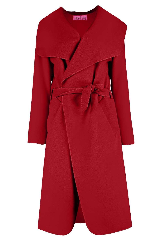 Boohoo Women's Coats Selection Multiple Colours & Sizes