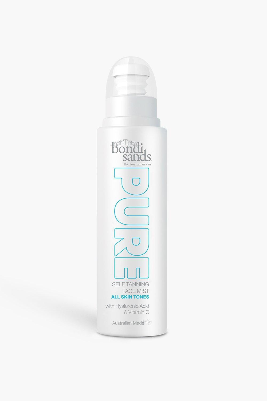 womens bondi sands pure self tanning face mist 70ml - white - one size