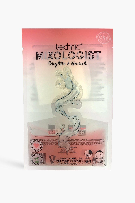 Image of Technic Maschera per il viso Mixologist Illumina & Nutre la pelle, Rosso