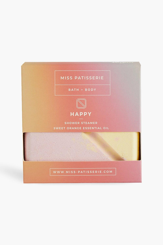 womens miss patisserie happy orange oil steamer - one size