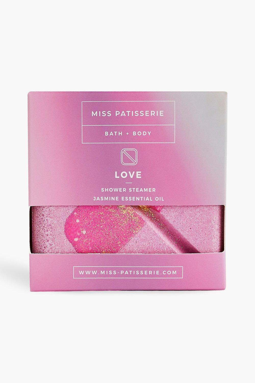 womens miss patisserie love jasmine oil steamer - pink - one size