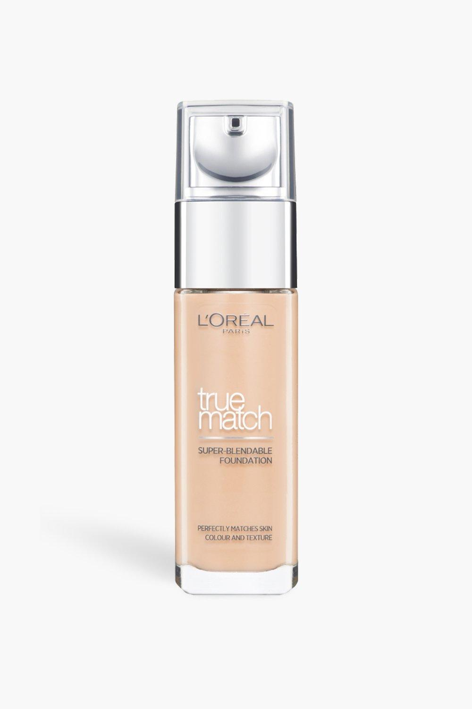 womens l'oreal true match liquid foundation beige - one size