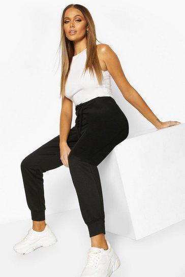 Basic Slim Leg Loopback Jogger
