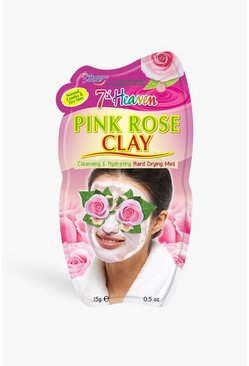 Multi Pink Rose Clay Mud Mask