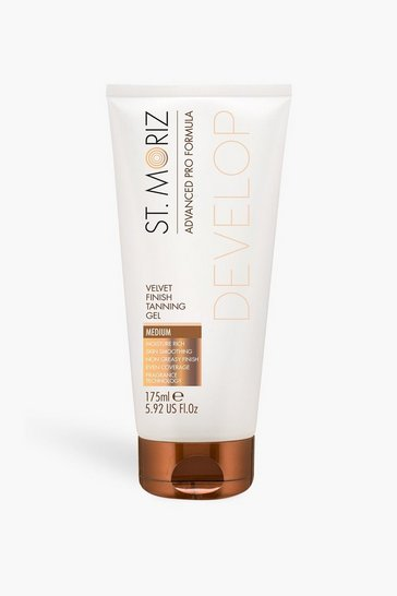 St Moriz Ad Pro Velvet Finish Tan Gel Medium