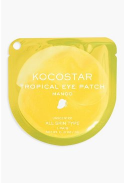 Multi Kocostar Tropical Eye Patch- Mango