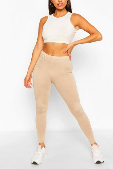 Stone Basic High Waist Legging