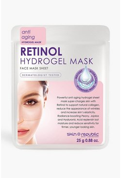 White Skin Republic Retinol Hydrogel Face Mask