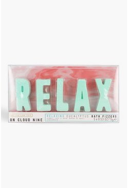 WLLT On Cloud Nine Relax Bath Fizzer, Pink