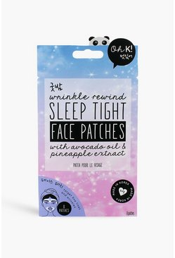 Oh K ! Sleep Tight Face Patches, Multi