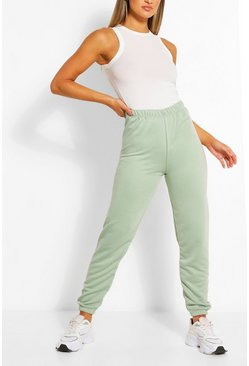 Sage High Waist Casual Jogger