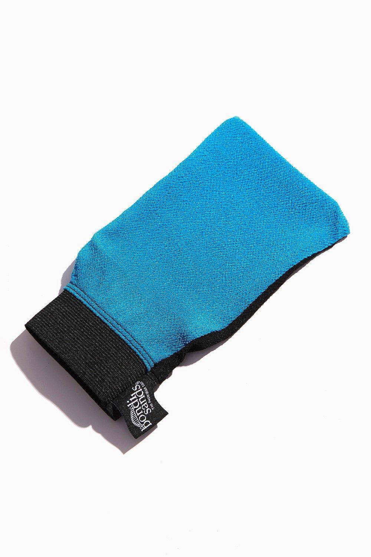 womens bondi sands exfoliating mitt - blue - one size, blue
