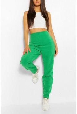 Supersoft Fleece Sweat Jogger, Green