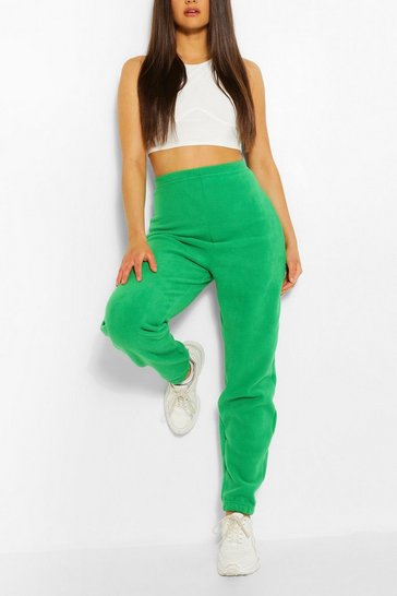 Green Supersoft Fleece Sweat Jogger
