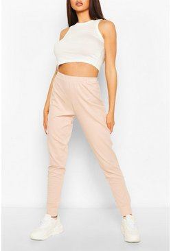Stone Casual Lightweight Loopback Jogger