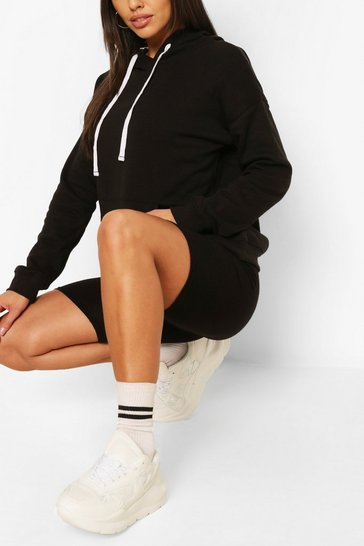 Basic Black Hoody