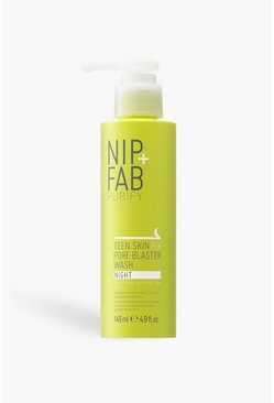 Green Nip + Fab Teen Skin Fix Jelly Wash Night