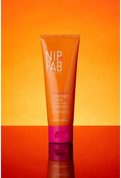 Orange Nip + Fab Vitamin C Scrub