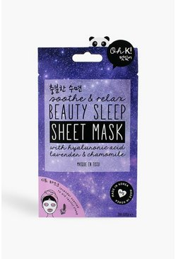 Purple Oh K! Beauty Sleep Sheet Mask