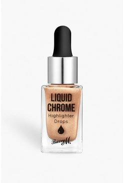 Barry M Liquid Highlighter - Liquid Fortune, Gold