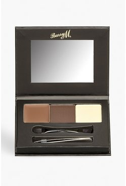 Barry M Brow Kit - Brown
