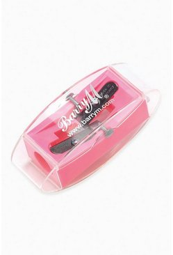 Barry M Pencil Sharpener , Pink