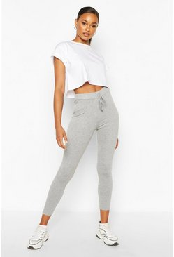 Everyday Jersey Legging, Grey