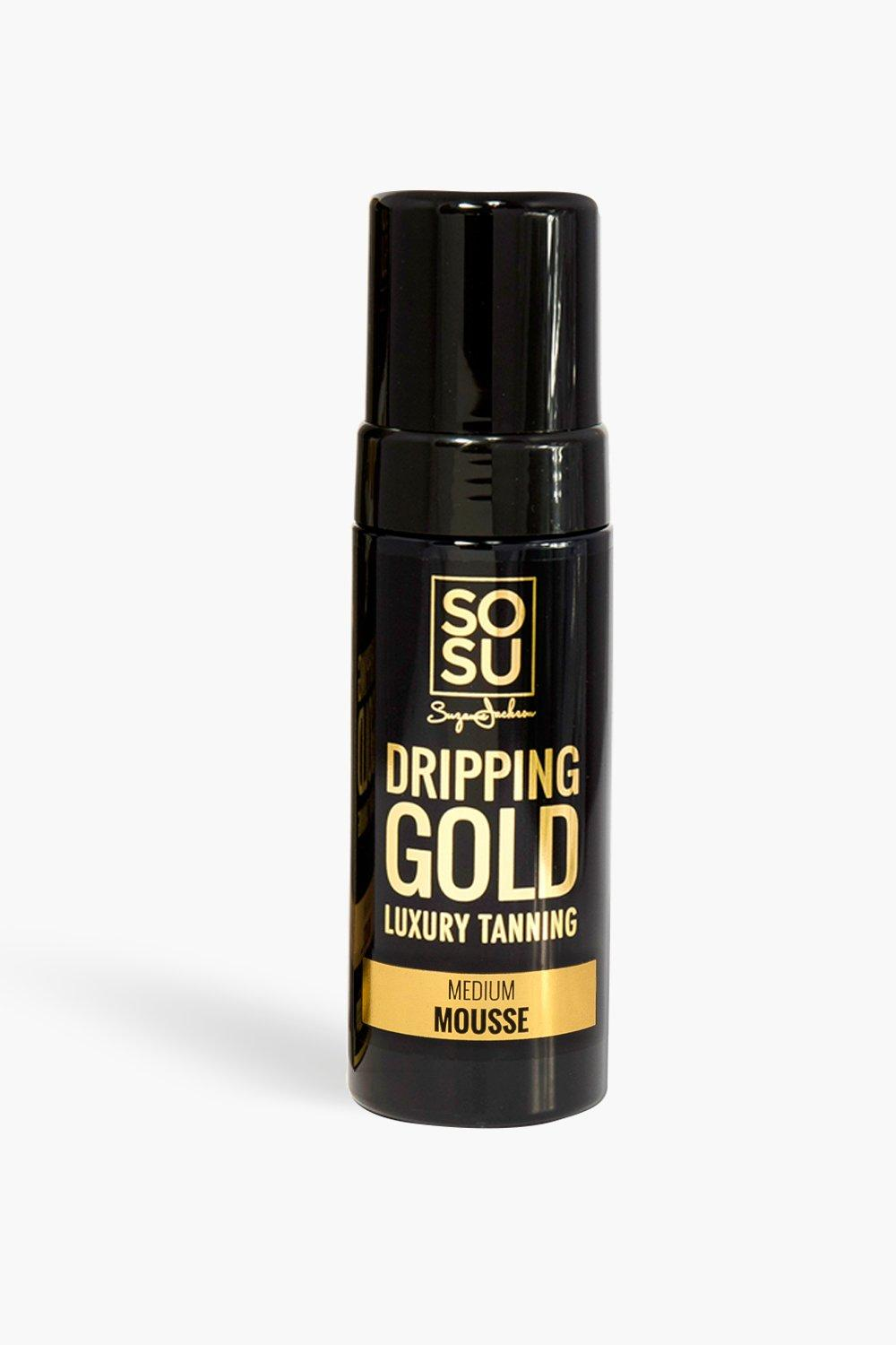Image of Mousse media Dripping Gold SOSU, Nero