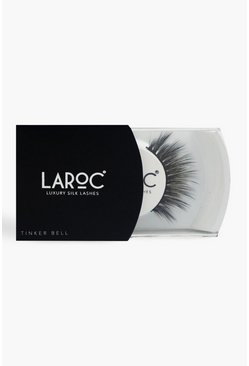 Black LaRoc 3D Silk Lashes - Tinkerbell