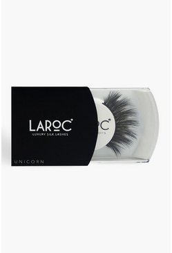 Black LaRoc 3D Silk Lashes - Unicorn
