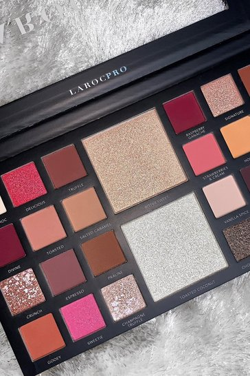 Black LaRoc The Chocolate Box Eyeshadow Palette