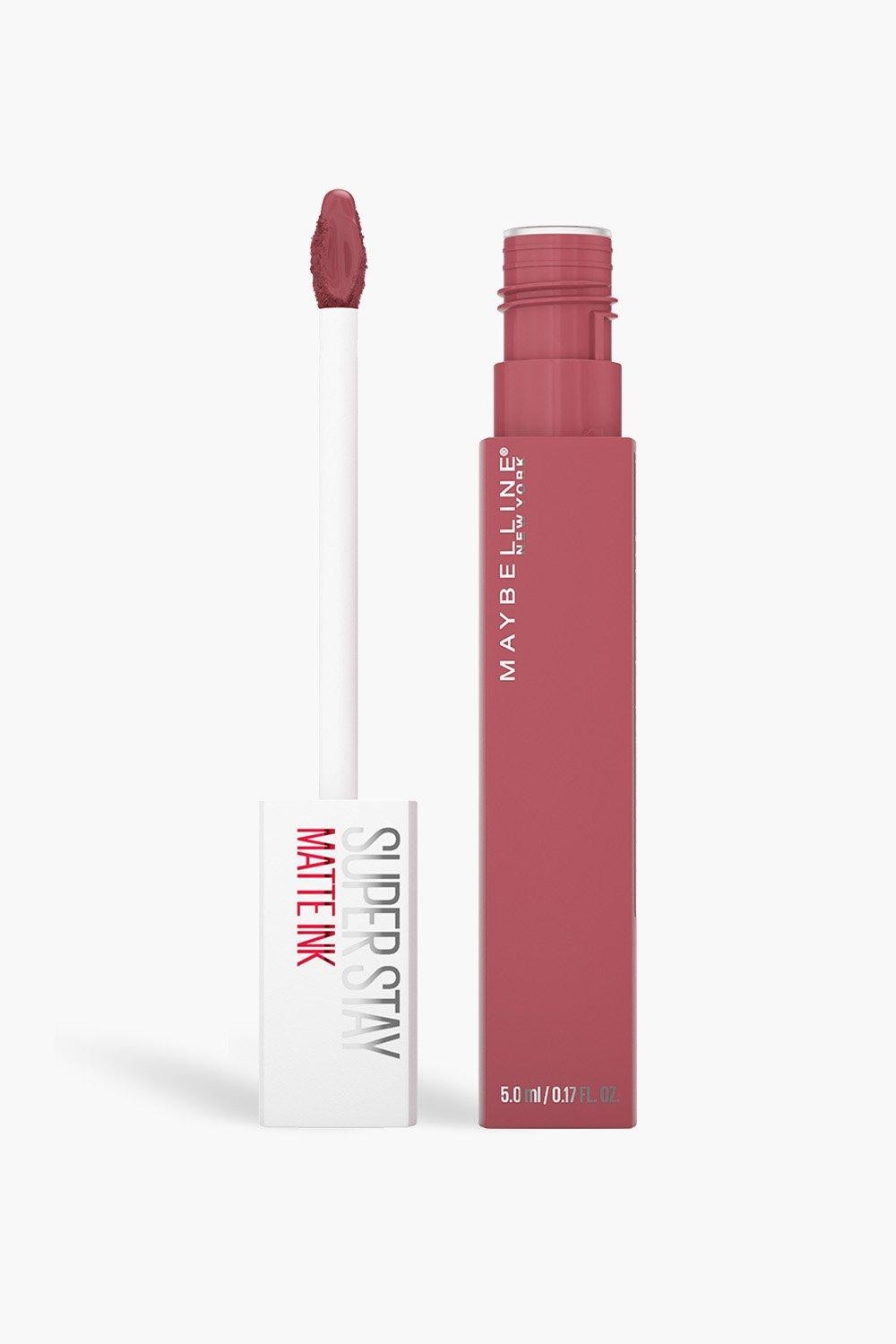 womens maybelline superstay lipstick 175 ringleader - pink - one size