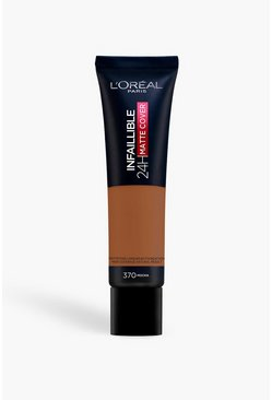 L'Oreal Paris Infallible Foundation 370 , Brown
