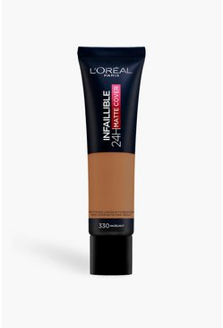 L'Oreal Paris Infallible Foundation 330 , Brown