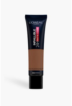 Основа под макияж L'Oreal Paris Infallible, 380, Brown