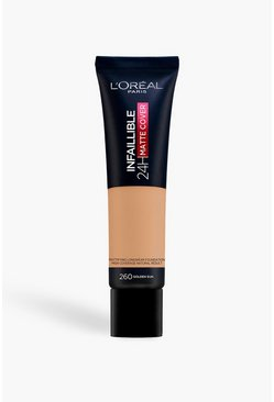 Nude L'Oreal Paris Infallible Foundation 260