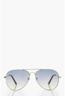 Blue Smoke Lens Sunglasses