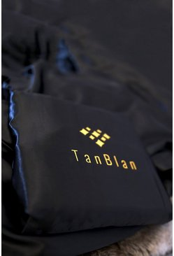 Black TanBlan Luxury Self Tan Bedding Protector