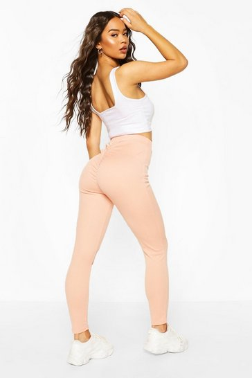 Peach Booty Enhancing Ribbed Legging