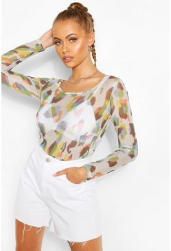 Multi Paint Stroke Mesh Top