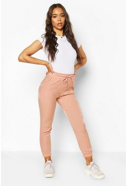 Blush Metallic Luxe Jogger