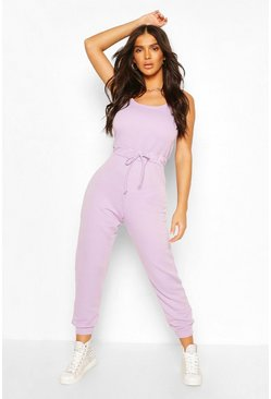 Lilac 2 in 1 Cami Top & Jogger Jumpsuit
