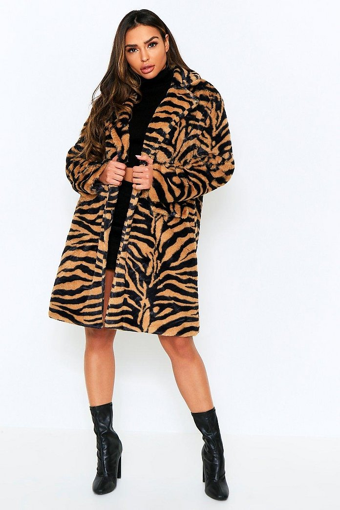 Image result for Faux Fur Coat https://www.boohoo.com/faux-fur-coat/FZZ66443.html Product code: FZZ66443