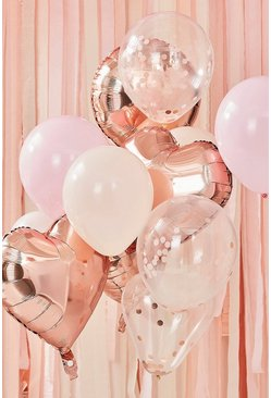 Blush Ginger Ray Rose Gold Balloon Bundle