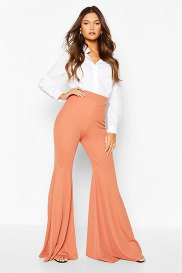 Cedar Extreme Flare Jersey Trousers