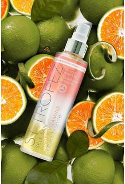 White St.Tropez Self Tan Purity Vitamins Mist 200ml